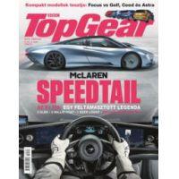 BBC TopGear II. évfolyam 3. szám - 2019. március - autós magazin