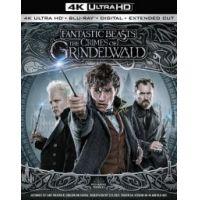 Legendás állatok - Grindelwald bűntettei (4K UHD Blu-ray + Blu-ray)