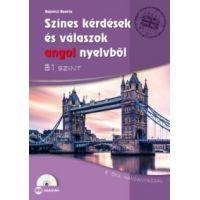 Színes kérdések és válaszok angol nyelvből - B1 szint (CD-melléklettel)