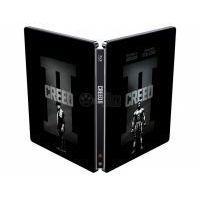 Creed II.  (Blu-ray) limitált, fémdobozos változat (steelbook)
