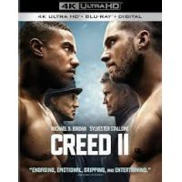 Creed II. (4K UHD Blu-ray + Blu-ray)