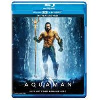 Aquaman (3D Blu-ray + BD)