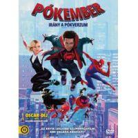 Pókember - Irány a Pókverzum (DVD) *Marvel*