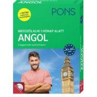 PONS Megszólalni 1 hónap alatt - Angol (könyv + CD)