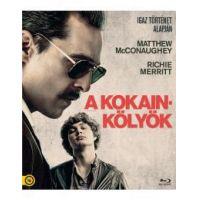 A kokainkölyök (Blu-ray)