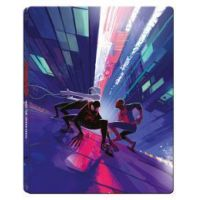 Pókember - Irány a Pókverzum (UHD+Blu-ray) - limitált, fémdobozos változat (