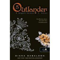 Outlander 5. - A lángoló kereszt 2/2. kötet - kemény kötés