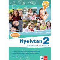 Nyelvtan 2 - Gyakorlókönyv 2. osztályosoknak
