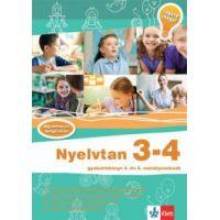 Nyelvtan 3-4 - Gyakorlókönyv 3. és 4. osztályosoknak