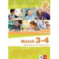 Matek 3-4 - Gyakorlókönyv 3. és 4. osztályosoknak