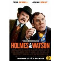 Holmes és Watson (DVD)