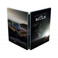 A csempész - limitált, fémdobozos változat (steelbook) (Blu-ray)