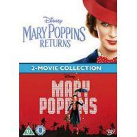 Mary Poppins - 2 filmes gyűjtemény (2 DVD) *Díszdobozos*