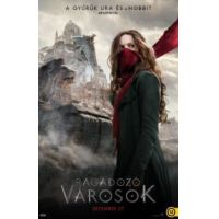 Ragadozó városok (DVD)