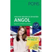 PONS Nyelvtan röviden és érthetően - Angol