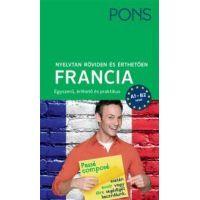 PONS Nyelvtan röviden és érthetően - Francia