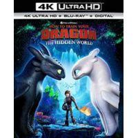 Így neveld a sárkányodat 3. (4K UHD+Blu-ray)