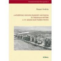 A középfokú oktatás felekezeti változatai és társadalmi háttere a 19. század első felében Pesten