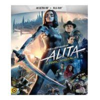 Alita: A harc angyala (4K UHD+Blu-ray)