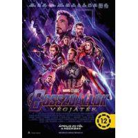 Bosszúállók - Végjáték (DVD)