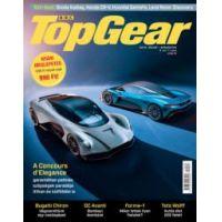 BBC TopGear II. évfolyam 7-8. szám - 2019. július - augusztus - autós magazin