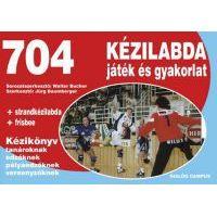 704 kézilabdajáték és gyakorlat