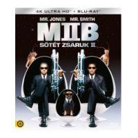 Men in Black - Sötét zsaruk 2. (4K UHD+Blu-ray)