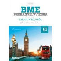 BME próbanyelvvizsga angol nyelvből - 8 felsőfokú feladatsor - C1 szint