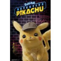 Pokémon - Pikachu, a detektív (DVD)