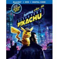 Pokémon - Pikachu, a detektív (Blu-ray)