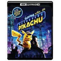Pokémon - Pikachu, a detektív (4K UHD + Blu-ray)