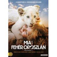 Mia és a fehér oroszlán (DVD)