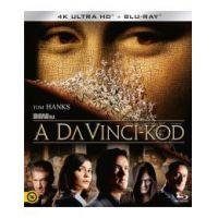 A Da Vinci-kód (4K UHD+Blu-ray)