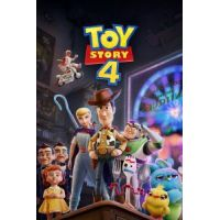 Toy Story 4. (DVD)