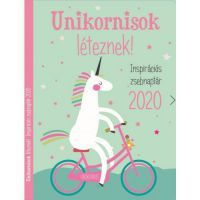 Unikornisok léteznek - Inspirációs zsebnaptár 2020