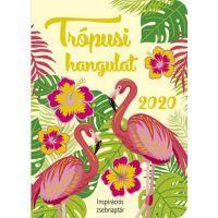 Trópusi hangulat - Inspirációs zsebnaptár 2020