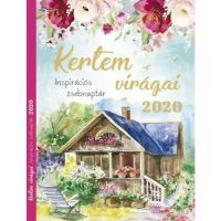 Kertem virágai - Inspirácisós zsebnaptár 2020