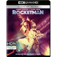 Rocketman (4K UHD + Blu-ray) *Elton John film*
