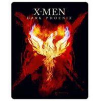 X-Men: Sötét Főnix (4K UHD+Blu-ray) - limitált, fémdobozos változat (steelbook)