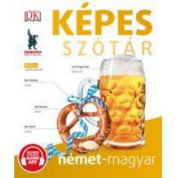 Képes szótár német-magyar (audio alkalmazással)