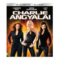 Charlie angyalai (4K UHD + Blu-ray)