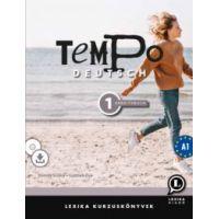 Tempo Deutsch 1. - Arbeitsbuch A1 - CD melléklettel
