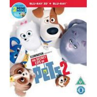 A kis kedvencek titkos élete 2. (3D Blu-ray + BD)