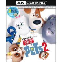 A kis kedvencek titkos élete 2. (4K UHD + Blu-ray)