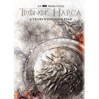 Trónok harca 8. évad - Stark oring (4 DVD)