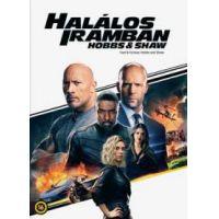 Halálos iramban: Hobbs és Shaw (DVD)