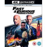 Halálos iramban: Hobbs és Shaw (4K UHD+Blu-ray)