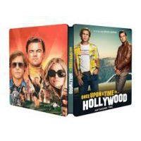 Volt egyszer egy... Hollywood (4K UHD + Blu-ray + képeslapok) - limitált, fémdobozos változat (steelbook)
