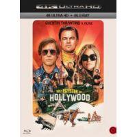 Volt egyszer egy... Hollywood (4K UHD + Blu-ray)