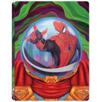 Pókember: Idegenben (3D Blu-ray + BD) - limitált, fémdobozos változat ( Mysterio steelbook)